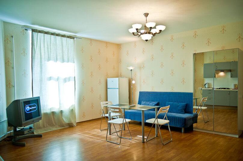 2-комн. квартира, 66 кв.м. на 5 человек, Малая Морская улица, 9, Санкт-Петербург - Фотография 9