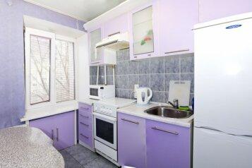 1-комн. квартира, 33 кв.м. на 3 человека, 2-я Дачная улица, Центральный округ, Омск - Фотография 3