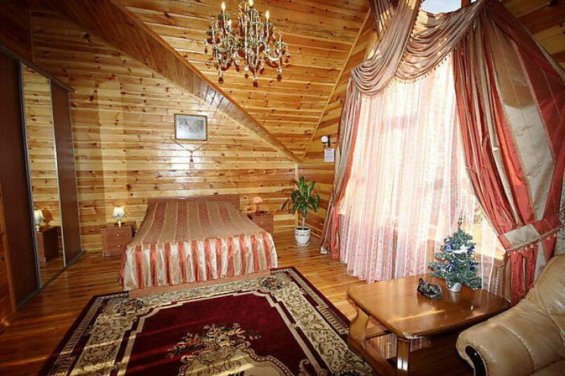 """Отель """"Стелла""""  Курорт Домбай, Карачаевская, 63 на 6 номеров - Фотография 63"""
