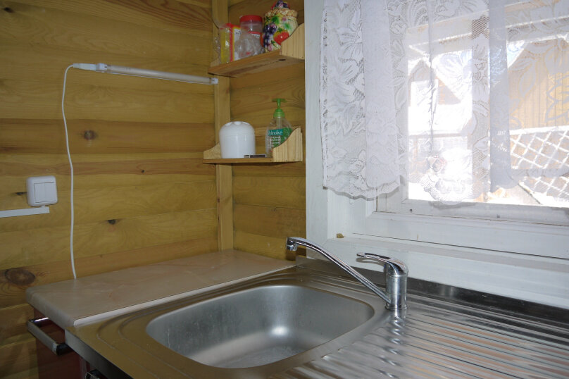 Домик, 50 кв.м. на 5 человек, 2 спальни, Малиновая, 48, посёлок Нигозеро, Кондопога - Фотография 14