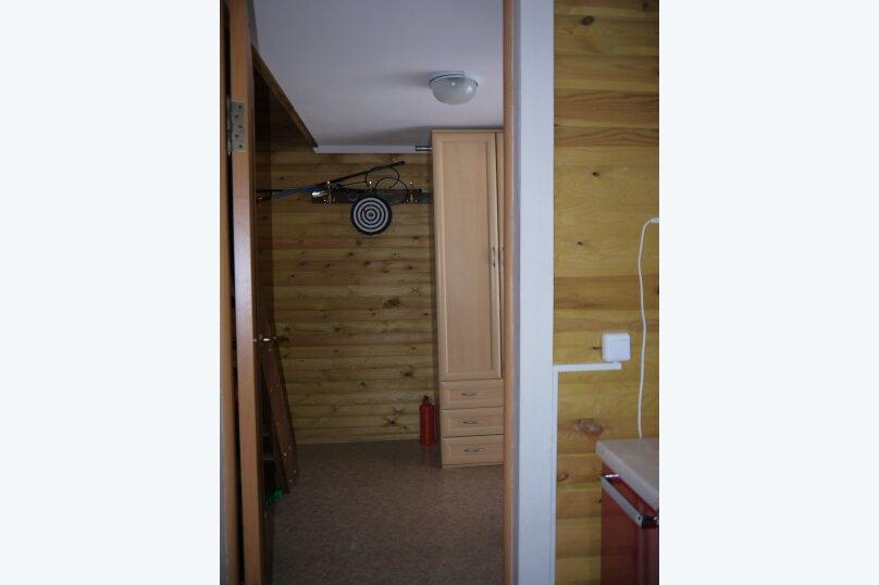 Домик, 50 кв.м. на 5 человек, 2 спальни, Малиновая, 48, посёлок Нигозеро, Кондопога - Фотография 15