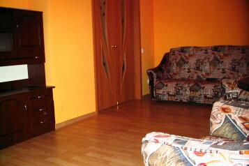 2-комн. квартира на 6 человек, Почтовая улица, 12, Центральный округ, Курск - Фотография 2