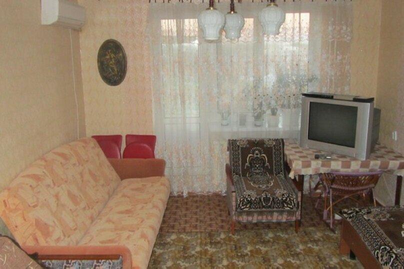 2-комн. квартира, 50 кв.м. на 6 человек, улица Прохорова, 33, Саки - Фотография 5