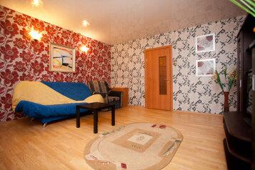 1-комн. квартира, 35 кв.м. на 4 человека, улица Дзержинского, Челябинск - Фотография 3