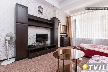 1-комн. квартира, 35 кв.м. на 4 человека, Анапская улица, 19, село Мамайка, Сочи - Фотография 1
