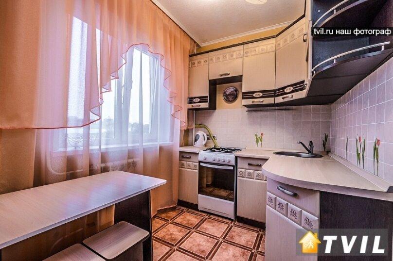 2-комн. квартира, 50 кв.м. на 2 человека, Аэровокзальная улица, 2З, Красноярск - Фотография 15