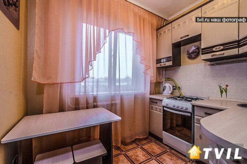 2-комн. квартира, 50 кв.м. на 2 человека, Аэровокзальная улица, 2З, Красноярск - Фотография 16