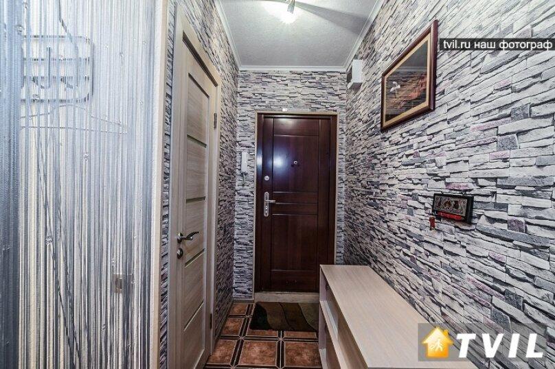 2-комн. квартира, 50 кв.м. на 2 человека, Аэровокзальная улица, 2З, Красноярск - Фотография 19