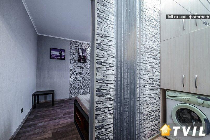 2-комн. квартира, 50 кв.м. на 2 человека, Аэровокзальная улица, 2З, Красноярск - Фотография 22
