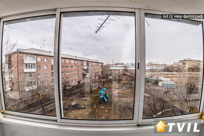 2-комн. квартира, 50 кв.м. на 2 человека, Аэровокзальная улица, 2З, Красноярск - Фотография 24