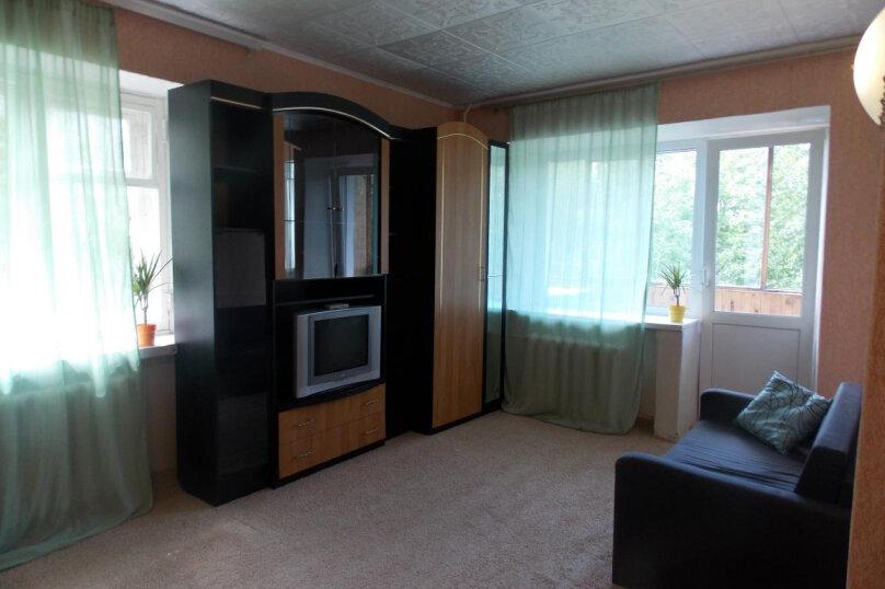 1-комн. квартира, 33 кв.м. на 4 человека, Восточная улица, 62, Екатеринбург - Фотография 2