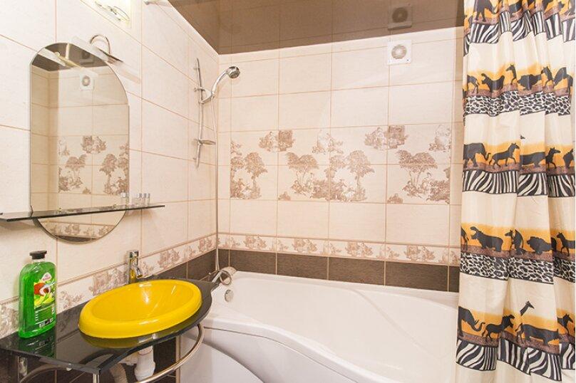 2-комн. квартира, 44 кв.м. на 6 человек, улица Куйбышева, 137, Екатеринбург - Фотография 2