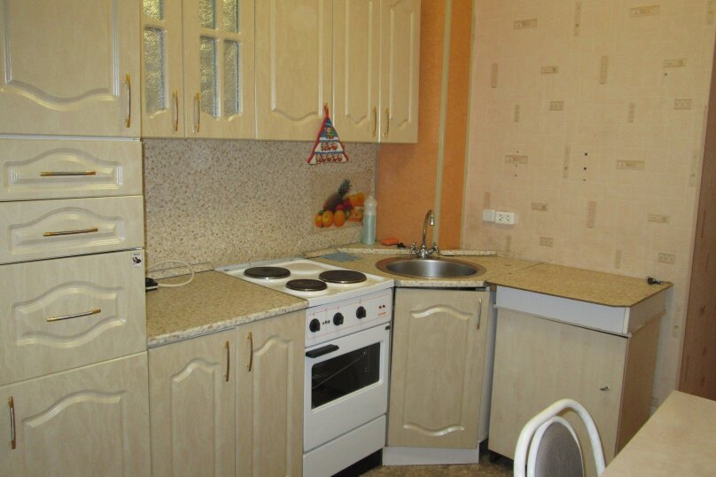2-комн. квартира, 48 кв.м. на 4 человека, проезд Решетникова, 4, Екатеринбург - Фотография 4