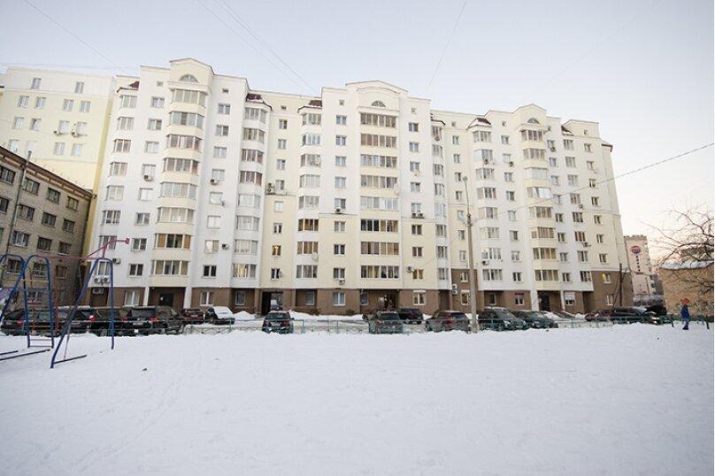 1-комн. квартира, 45 кв.м. на 4 человека, улица Большакова, 75, метро Геологическая, Екатеринбург - Фотография 14