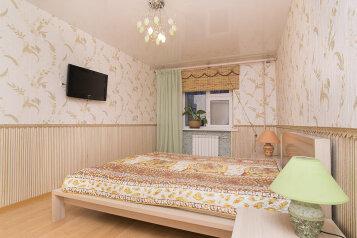 2-комн. квартира, 55 кв.м. на 3 человека, Первомайская улица, 70/14, Ленинский район, Екатеринбург - Фотография 1