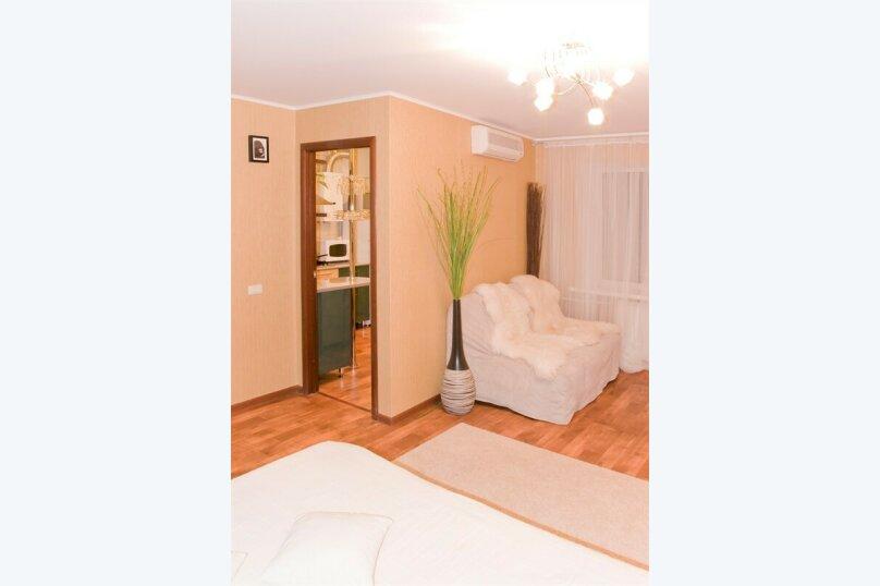1-комн. квартира, 34 кв.м. на 4 человека, Никитинская, 21, Воронеж - Фотография 3