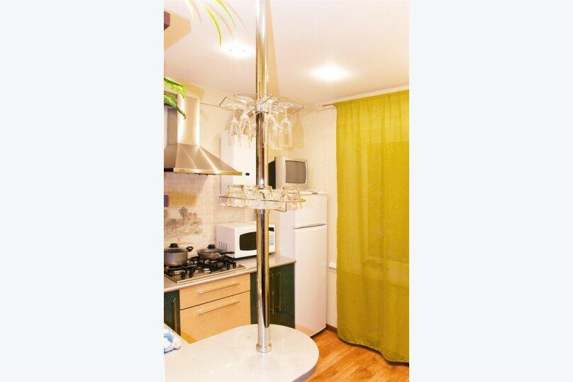 1-комн. квартира, 34 кв.м. на 4 человека, Никитинская, 21, Воронеж - Фотография 4