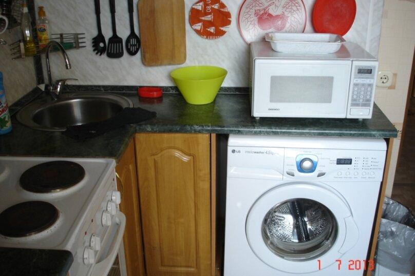 1-комн. квартира, 36 кв.м. на 4 человека, Загородная улица, 24, Мурманск - Фотография 8