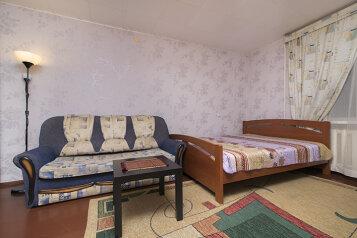1-комн. квартира, 35 кв.м. на 4 человека, улица Декабристов, 51, Геологическая, Екатеринбург - Фотография 1