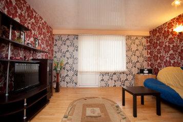 1-комн. квартира, 36 кв.м. на 4 человека, улица Дзержинского, Челябинск - Фотография 1