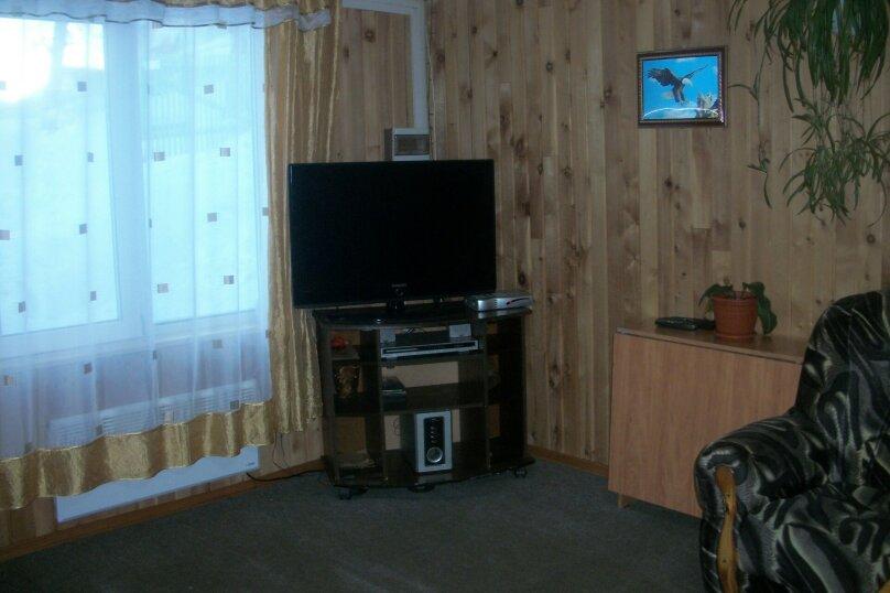Гостевой дом, 140 кв.м. на 4 человека, 4 спальни, Вокзальная улица, 12, Шерегеш - Фотография 1