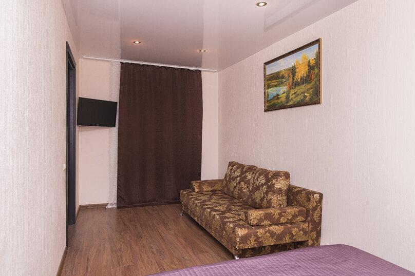 2-комн. квартира, 45 кв.м. на 6 человек, улица Шейнкмана, 30, Екатеринбург - Фотография 6