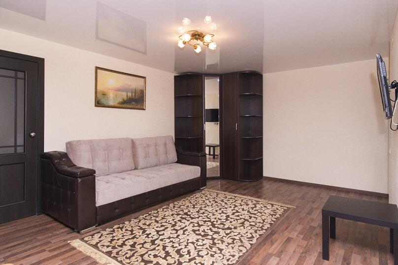 2-комн. квартира, 45 кв.м. на 6 человек, улица Шейнкмана, 30, Екатеринбург - Фотография 9