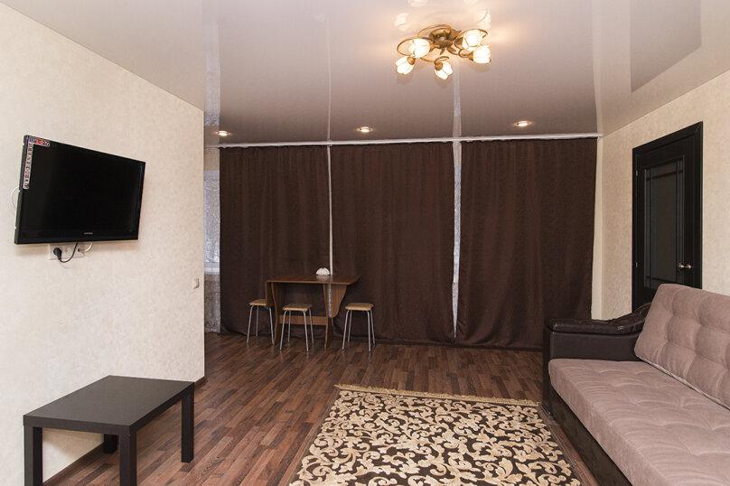 2-комн. квартира, 45 кв.м. на 6 человек, улица Шейнкмана, 30, Екатеринбург - Фотография 10
