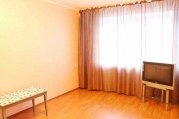 1-комн. квартира, 38 кв.м. на 1 человек, улица Парижской Коммуны, Центральный район, Красноярск - Фотография 3