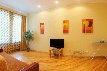 2-комн. квартира, 56 кв.м. на 4 человека, Весенняя улица, Центральный район, Кемерово - Фотография 1
