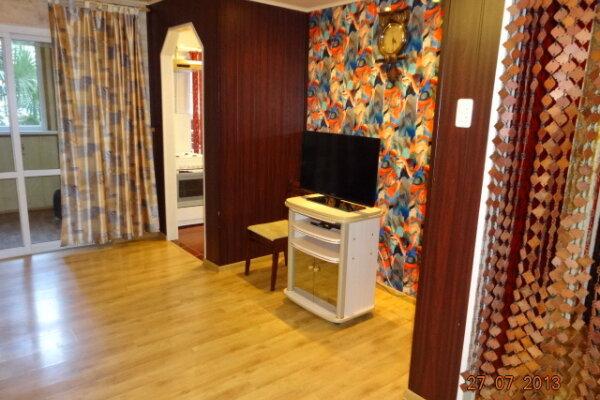 2-комн. квартира, 65 кв.м. на 5 человек, улица Ленина, 50, Адлер - Фотография 1