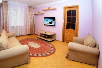 2-комн. квартира, 48 кв.м. на 4 человека, Красная улица, 21, Центральный район, Кемерово - Фотография 3