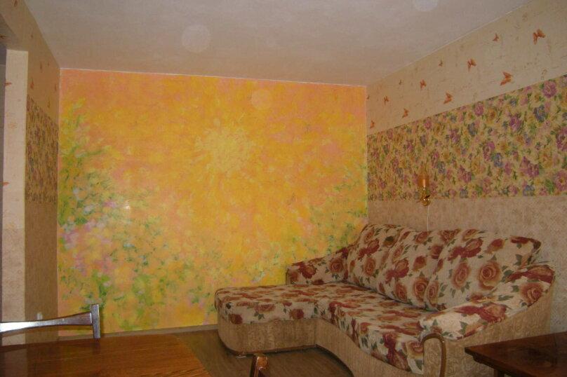 1-комн. квартира, 31 кв.м. на 3 человека, улица Ученых, 3, Новосибирск - Фотография 1