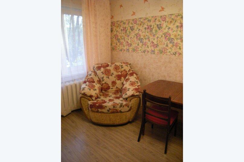 1-комн. квартира, 31 кв.м. на 3 человека, улица Ученых, 3, Новосибирск - Фотография 8