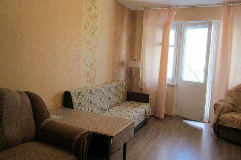 1-комн. квартира, 32 кв.м. на 3 человека, Цветной проезд, 9, Новосибирск - Фотография 9