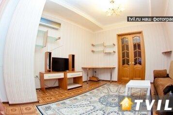 2-комн. квартира на 4 человека, Советский проспект, 43, Центральный район, Кемерово - Фотография 1