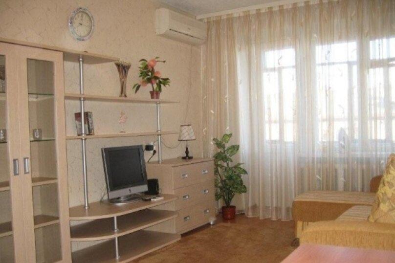 1-комн. квартира на 3 человека, Петропавловская улица, 101, Пермь - Фотография 1