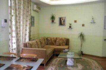 3-комн. квартира, 62 кв.м. на 5 человек, улица Сибиряков-Гвардейцев, 13А, Центральный район, Кемерово - Фотография 3