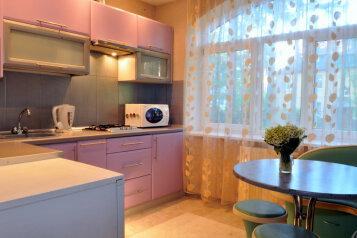 2-комн. квартира, 56 кв.м. на 3 человека, Севастопольская улица, 56А, Октябрьский район, Саранск - Фотография 3
