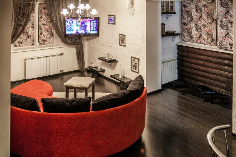 2-комн. квартира, 48 кв.м. на 2 человека, Нерчинская улица, 36, Владивосток - Фотография 4