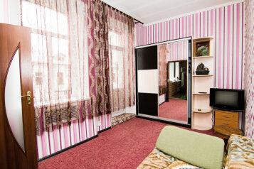 2-комн. квартира, 55 кв.м. на 4 человека, переулок Кравцова, Харьков - Фотография 4