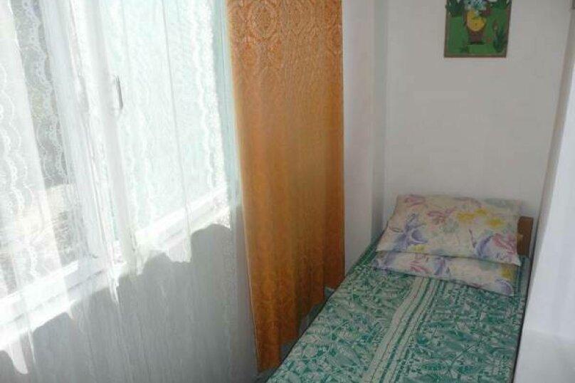 1-комн. квартира, 43 кв.м. на 4 человека, Южная улица, 11, поселок Приморский, Феодосия - Фотография 6