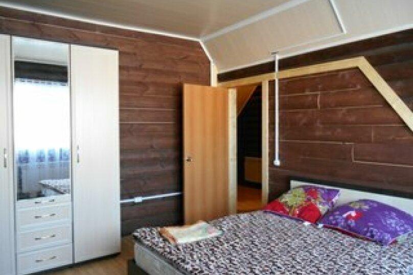 Коттедж, 80 кв.м. на 8 человек, 2 спальни, Торфяная, 3\1, Банное - Фотография 4