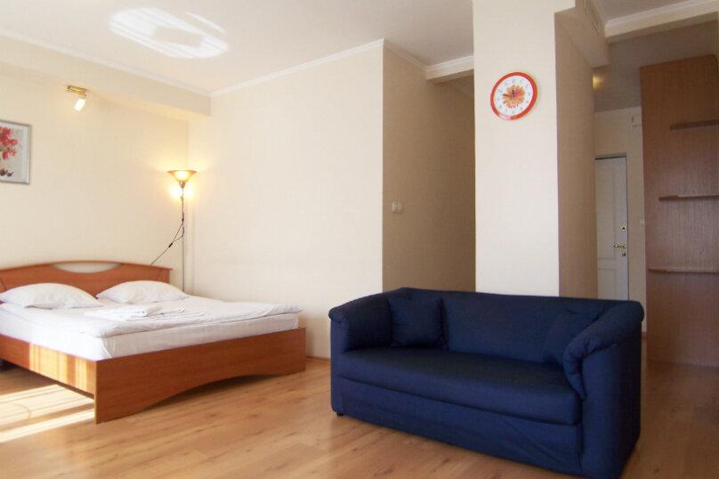 1-комн. квартира, 38 кв.м. на 3 человека, Садовая-Триумфальная улица, 18-20, Москва - Фотография 9