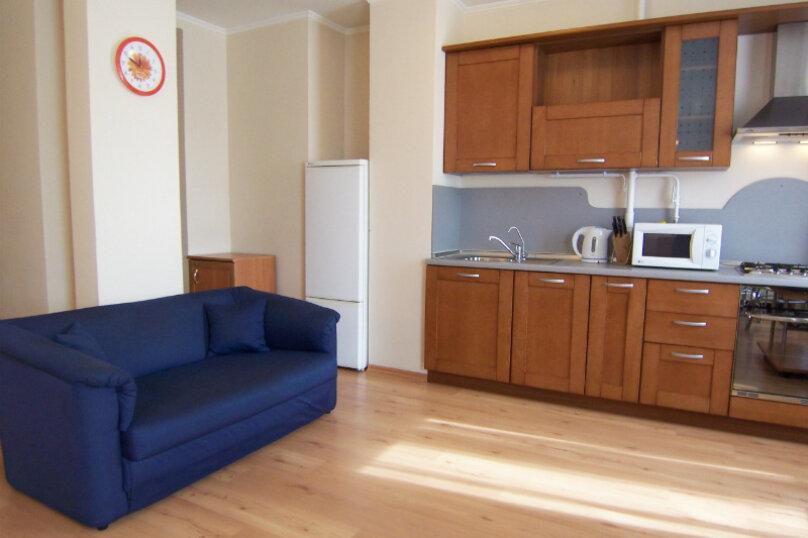 1-комн. квартира, 38 кв.м. на 3 человека, Садовая-Триумфальная улица, 18-20, Москва - Фотография 12