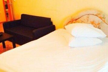 1-комн. квартира, 40 кв.м. на 4 человека, проспект Строителей, 90, Центральный район, Новокузнецк - Фотография 1