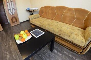 1-комн. квартира, 40 кв.м. на 2 человека, улица Тольятти, 56, Центральный район, Новокузнецк - Фотография 1