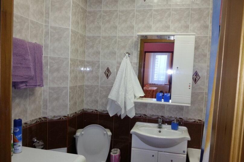 1-комн. квартира, 39 кв.м. на 4 человека, Онежская улица, 8А, Екатеринбург - Фотография 4