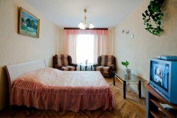 1-комн. квартира, 40 кв.м. на 2 человека, Кузнецкий проспект, 60, Центральный район, Кемерово - Фотография 1