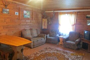 Охотничий дом, 63 кв.м. на 6 человек, 3 спальни, Красный ключ, Байкальск - Фотография 3